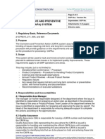 01 Corrective and Preventive Action CAPA V1 3 P3