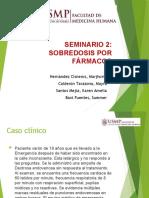SEMINARIO 2 TERMINADO,FARMACO