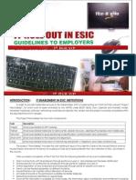 Esic Online Challan