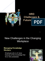 Chp 7- HRD- Future Trends & Challenges