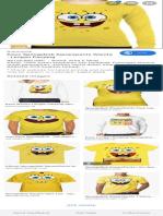 baju panjang spongebob - Google Search