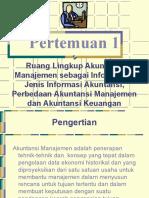 TM 1Ruang Lingkup Akuntansi