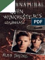 Alex Irvine - Diario de John Winchester