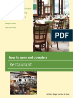 How to Open and Operate a Restaurant by Arthur Meyer, Mick Vann (z-lib.org).pdf
