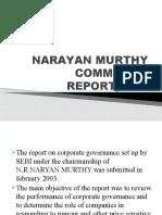 Narayan Murthy Committee Report,2003