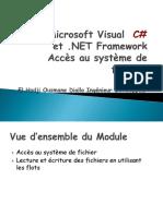 C#_06_ES_Fichiers V2020