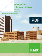 BASF_Prefabricated Products