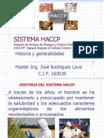 HISTORIAS Y GENERALIDADES-SISTEMA HACCP.ppt