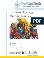 GNP - Facilitator - Meeting - Template - 2014-15