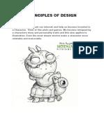 principles of illustration