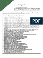 Dynamics NAV 2018 Third Party Notice.pdf