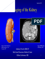 CT Imaging of the Kidney
