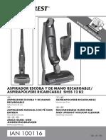 aspiradorlidl-instrucciones