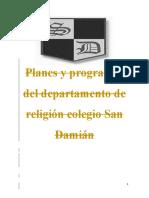 Planes y programas - para combinar. basica