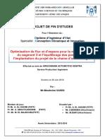 Optimisation de flux et d'espa - SAISSI Mouhcine_3362 (1).pdf