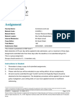 COHR311 - Assignment - Paper S1 2020 (V1.0) PW removed.pdf