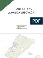 02 Tamnica Jusovaca Situacioni Plan