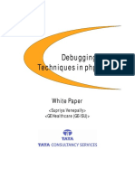Debugging techniques in php.pdf