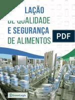 LEGISLAÇÃO DE ALIMENTOS E ORGÃOS FISCALIZADORES