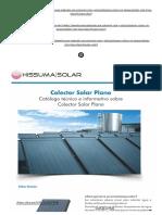 Colector Solar Placa plana HISSUMA SOLAR.pdf
