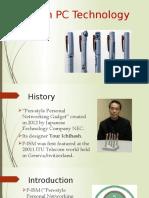 5 Pen PC Technology.pptx