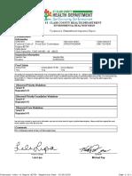 Fraternal Order of Eagles 2784 - PrintInspection