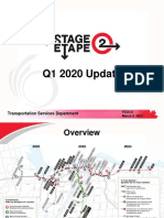 Stage 2 update, March 9, 2020