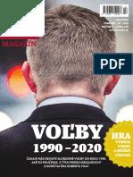 Voľby 1990 - 2020 (Denník N)