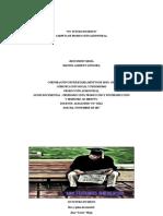 UN  FUTURO INCIERTO- CARPETA DE PRODUCCIÓN AUDIOVISUAL