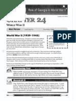 11 Georgia in WW2