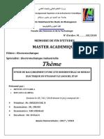 Mémoire-racordement-ETAP-5