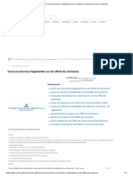 [PDF] Cours et exercices d'application sur les effets de commerce _ Cours commerce