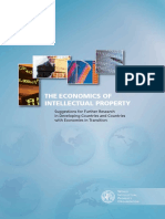 The Economics of Intellectual Property (caps 1, 2 y 6).pdf