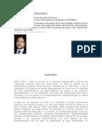 Columnas caso Mackena, Letelier y Cárcamo