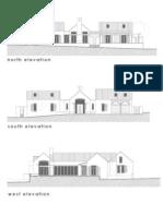 June Architects Plan Cape Dutch