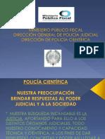 Concurso Cadena de Custodia