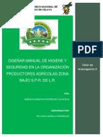 Diseñar un manual de higiene y seguridad para la organización Producciones Agrícolas zona Bajío.pdf