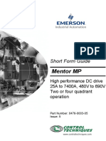 mp700a4r Mentor_MP_Short_Form_Guide_English_Issue_5