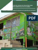 DOCUMENTO DE APOYO GESTIÓN DE RIESGOS DE DESASTRE EN LA PLANIFICACIÓN TERRITORIAL