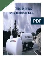 Instalaciones G.L.P