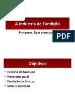 A Industria de Fundição