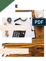 Tarea 3. Módulo 3 Presupuestos y Modelo Costo volumen Utilidad
