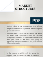 Market Structures and Perfect Competition Market.pptx
