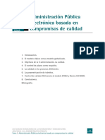 Administración pública electrónica basada en compromisos de calidad (01)