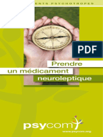 Brochure Psycom_Prescrire_Medicament_Neuroleptique