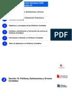 MODULO III POLITICAS CONTABLES