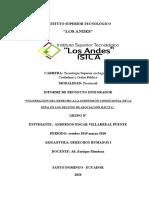 Proyecto Integrador ANDERSON