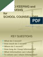 Reportes orientación escolar
