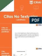 Citas bibliográficas paráfrasis(1)