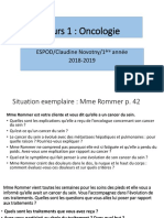 Cours Oncologie